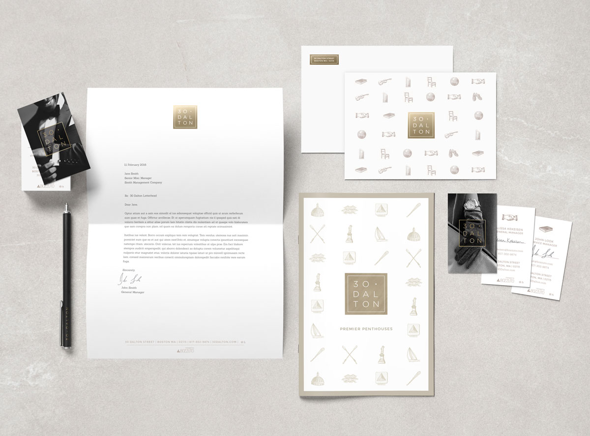 30 Dalton Stationery
