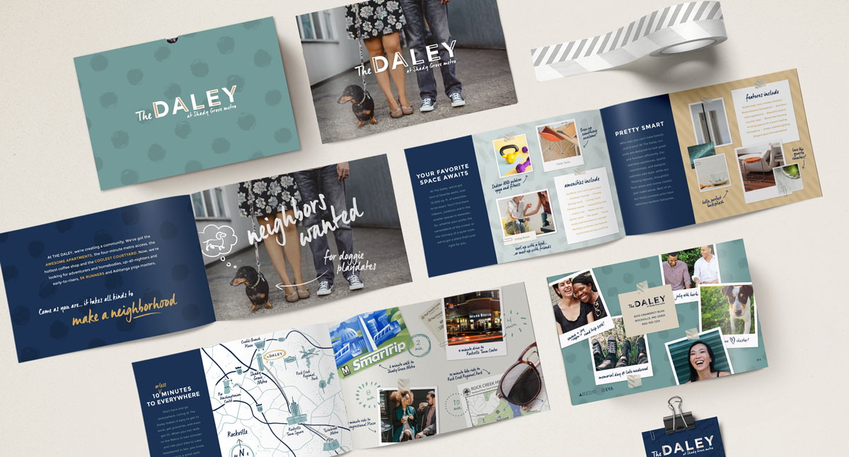 The Daley Brochure