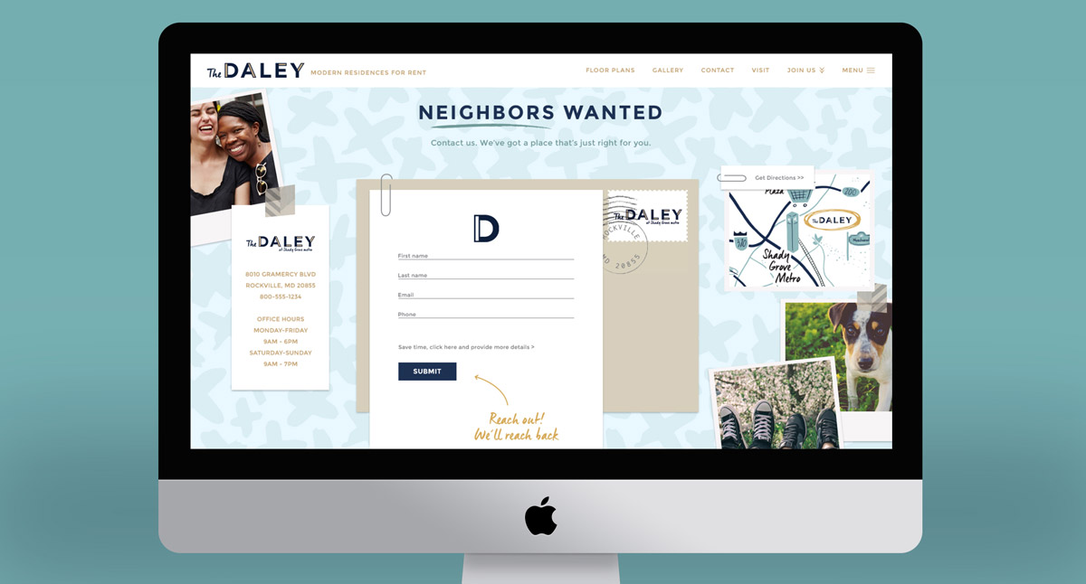 The Daley Web