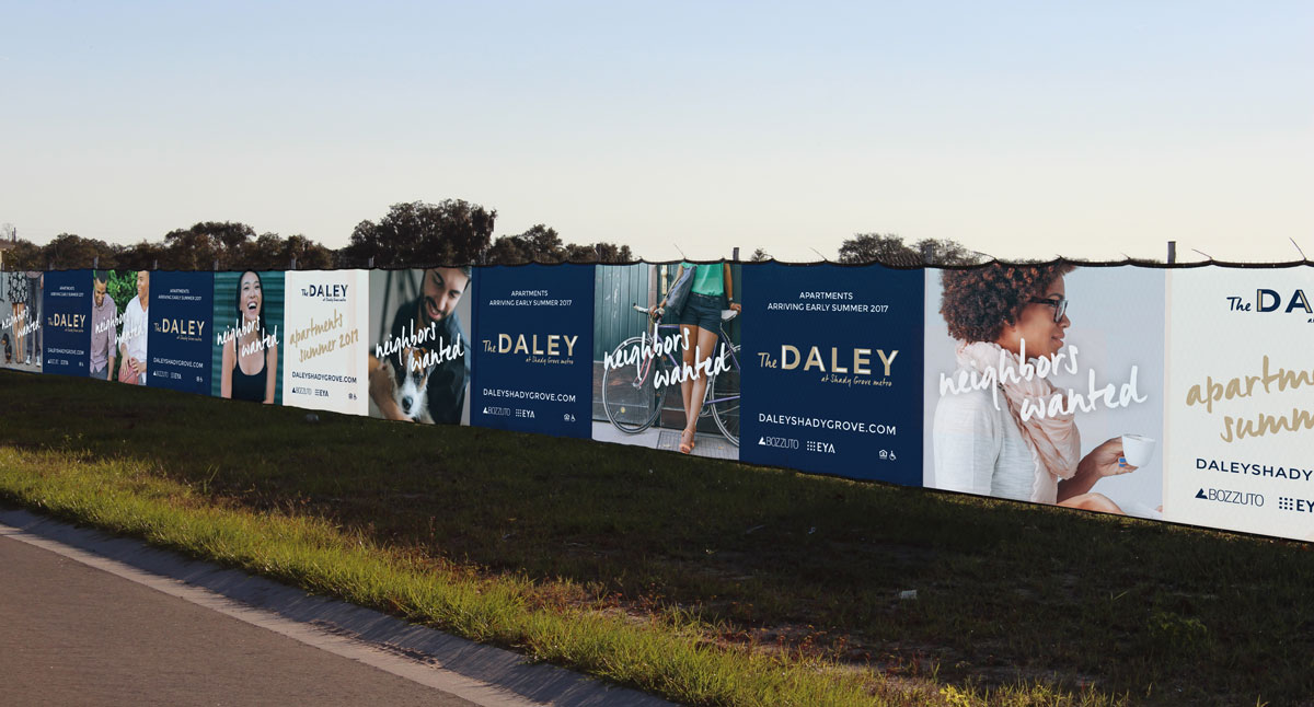 The Daley Fence