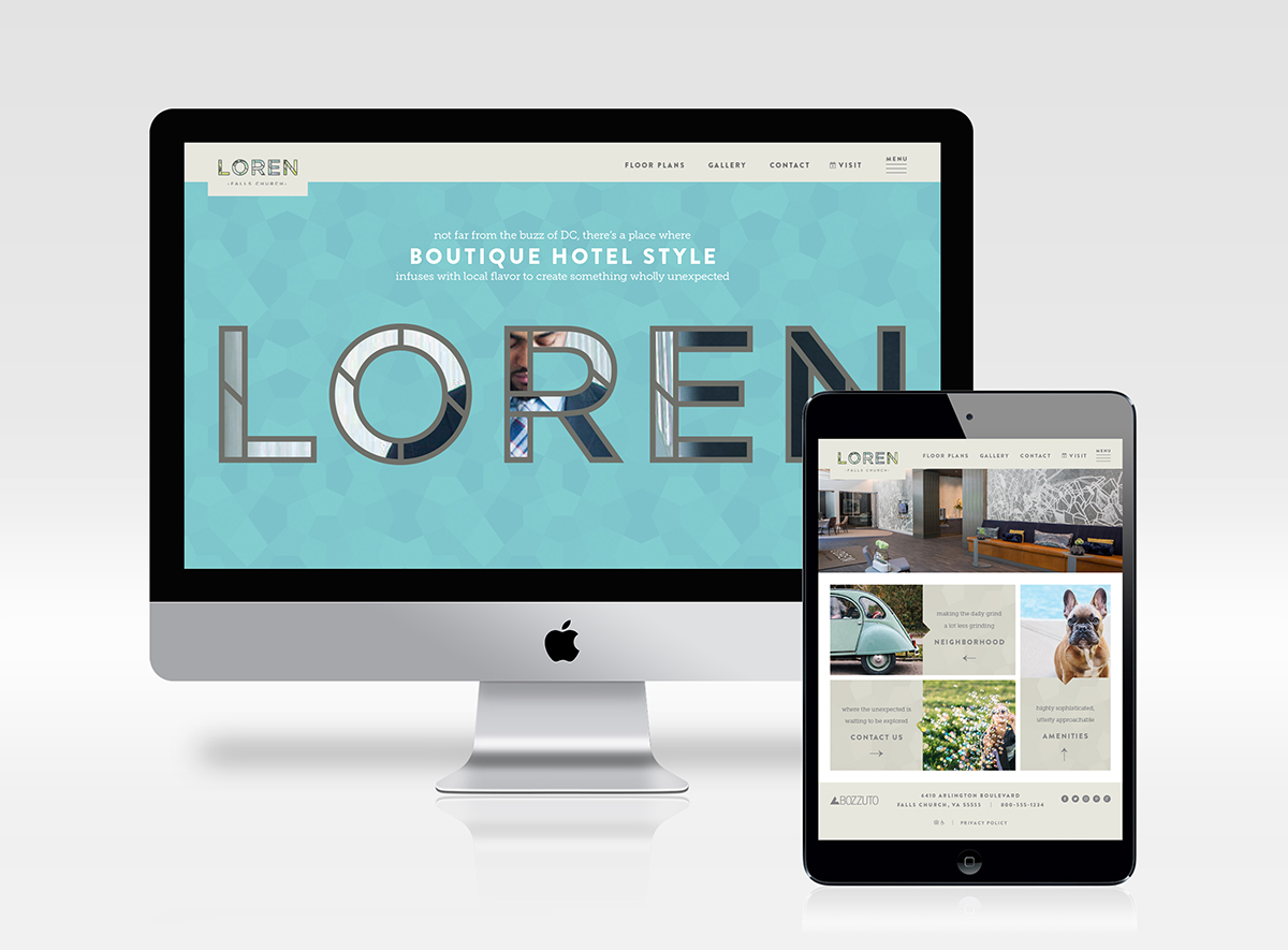 Loren Website